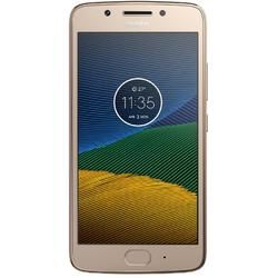 Moto G5, Dual SIM, 5.0'' IPS LCD Multitouch, Octa Core 1.4GHz, 2GB RAM, 16GB, 13MP, 4G, Fine Gold