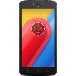Moto C, Dual SIM, 5.0'' TFT Multitouch, Quad Core 1.1GHz, 1GB RAM, 8GB, 5MP, 4G, Starry Black