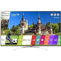 Smart TV 55SJ850V, 139cm, 4K UHD, Alb