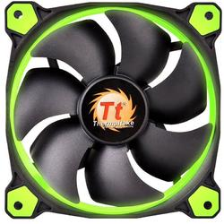Riing 12 High Static Pressure Green LED, 120mm, 3 Fan Pack