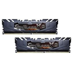 Flare X (for AMD), 16GB, DDR4, 2400MHz, CL16, 1.2V, Kit Dual Channel