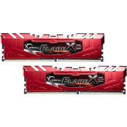 Flare X (for AMD), 32GB, DDR4, 2400MHz, CL15, 1.2V, Kit Dual Channel