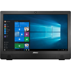 PRO 24 4BW-011EU, 23.6'' FHD, Pentium N3710 1.6GHz, 4GB DDR3, 1TB HDD, Intel HD 405, Win 10 Home 64bit, Negru