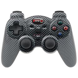 Type 6 Wireless DGPS3-1324 pentru PlayStation 3, Wireless, Carbon