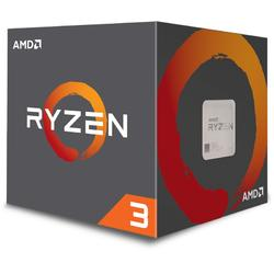 Ryzen 3 1300X Summit Ridge, 3.5GHz, 8MB, 65W, Socket AM4, Box