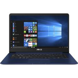 ZenBook UX530UQ-FY031T, 15.6'' FHD, Core i7-7500U 2.7GHz, 8GB DDR4, 512GB SSD, GeForce 940MX 2GB, FingerPrint Reader, Win 10 Home 64bit, Albastru