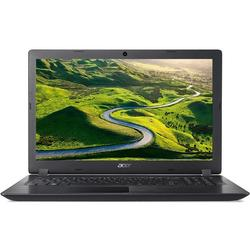 Aspire A315-31-C6D4, 15.6'' HD, Celeron N3350 1.1GHz, 4GB DDR3, 500GB HDD, Intel HD 500, Linux, Negru