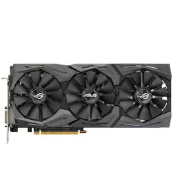 Radeon RX 580 STRIX GAMING TOP Edition, 8GB GDDR5, 256 biti