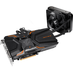 AORUS GeForce GTX 1080 Ti Waterforce Xtreme Edition, 11GB GDDR5X, 352 biti