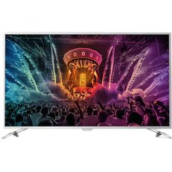 Smart TV Android 55PUS6561/12, 139cm, 4K UHD, Argintiu