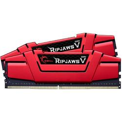 Ripjaws V, 8GB, DDR4, 2400MHz, CL15, 1.2V, Kit Dual Channel