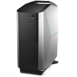 Alienware Aurora R6, Core i7-7700 3.6GHz, 32GB DDR4, 1TB HDD + 512GB SSD, GeForce GTX Titan X 12GB, Win 10 Pro 64bit, Negru/Argintiu