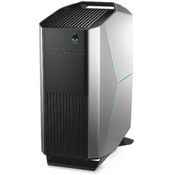 Alienware Aurora R6, Core i7-7700K 4.2GHz, 16GB DDR4, 1TB HDD + 512GB SSD, GeForce GTX 1080 8GB, Win 10 Pro 64bit, Negru/Argintiu