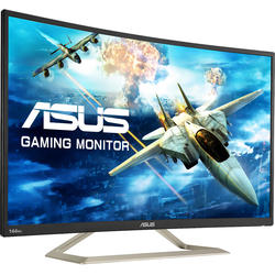 "VA326H, 31.5"", Full HD, VA, Curbat, 4ms, 144Hz, Gaming"