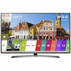 "43LJ624V, 108cm / 43"", Full HD, Smart TV, Negru"