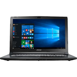 GL62M 7RDX, 15.6'' FHD, Core i5-7300HQ 2.5GHz, 8GB DDR4, 1TB HDD + 128GB SSD, GeForce GTX 1050 2GB, Win 10 Home 64bit, Negru