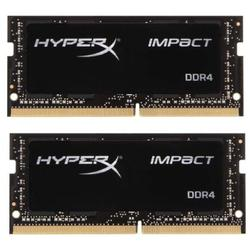 HyperX Impact, 16GB, DDR4, 2666MHz, CL15, 1.2V, Kit Dual Channel