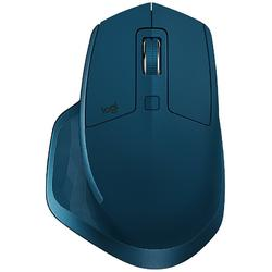 MX Master 2S, Wireless, Bluetooth, Laser, 4000dpi, Midnight Teal