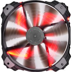 Xfan 200 Red LED, 200mm