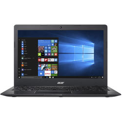 "Swift 1 SF114-31-P4ZQ, 14"" HD, Pentium N3710 1.6GHz, 4GB DDR3L, 64GB eMMC, Intel HD 405, Windows 10 Home, Negru"