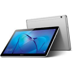 MediaPad T3 10, 9.6'' IPS LCD Multitouch, Quad Core 1.4GHz, 2GB RAM, 16GB, WiFi, Bluetooth, 4G, Android 7.0, Space Gray