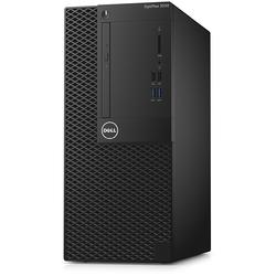 OptiPlex 3050 MT, Core i5-7500 3.4GHz, 8GB DDR4, 256GB SSD, Intel HD 630, Windows 10 Pro, Negru