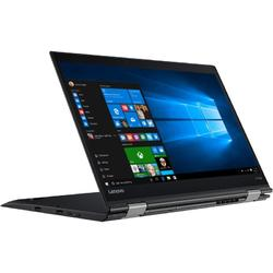 ThinkPad X1 Yoga (2nd Gen), 14.0'' WQHD Touch, Core i7-7500U 2.7GHz, 8GB DDR3, 512GB SSD, Intel HD 620, 4G LTE, FingerPrint Reader, Win 10 Pro 64bit, Negru