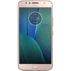 Moto G5S Plus, Dual SIM, 5.5'' IPS LCD Multitouch, Octa Core 2.0GHz, 4GB RAM, 32GB, Dual 13MP + 13MP, 4G, Blush Gold