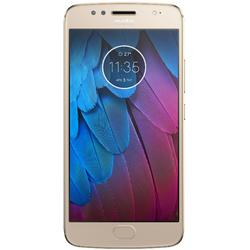 Moto G5S, Dual SIM, 5.2'' IPS LCD Multitouch, Octa Core 1.4GHz, 3GB RAM, 32GB, 16MP, 4G, Fine Gold