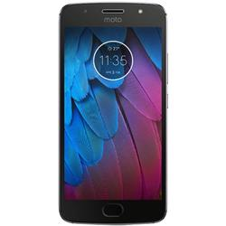 Moto G5S, Dual SIM, 5.2'' IPS LCD Multitouch, Octa Core 1.4GHz, 3GB RAM, 32GB, 16MP, 4G, Lunar Gray
