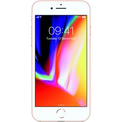 iPhone 8, Single SIM, 4.7'' LED-backlit IPS LCD Multitouch, Hexa Core, 2GB RAM, 256GB, 12MP, 4G, Gold