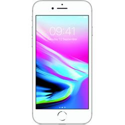 iPhone 8, Single SIM, 4.7'' LED-backlit IPS LCD Multitouch, Hexa Core, 2GB RAM, 256GB, 12MP, 4G, Silver