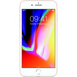 iPhone 8 Plus, Single SIM, 5.5'' LED-backlit IPS LCD Multitouch, Hexa Core, 3GB RAM, 64GB, Dual 12MP + 12MP, 4G, Gold