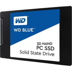 Blue 3D NAND, 500GB, SATA 3, 2.5''