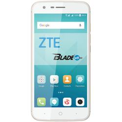 Blade V8 Lite, Dual SIM, 5.0'' IPS LCD Multitouch, Octa Core 1.5GHz, 2GB RAM, 16GB, 8MP, 4G, Light Gold
