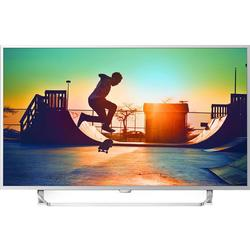 Smart TV Android 43PUS6412/12, 109cm, 4K UHD, Argintiu