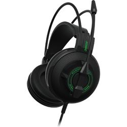 G925 Black/Green, Jack 3.5mm, Negru/Verde