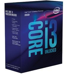 Core i3-8350K Coffee Lake, 4.0GHz, 8MB, 91W, Socket 1151 v2, Box