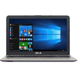 A541UA-GO1269T, 15.6'' HD, Core i3-6006U 2.0GHz, 4GB DDR4, 500GB HDD, Intel HD 520, Win 10 Home 64bit, Chocolate Black
