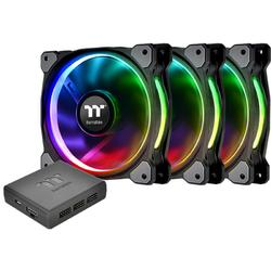 Riing Plus 14 RGB Radiator Fan TT Premium Edition, 140mm, 3 Fan Pack