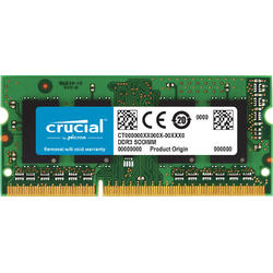 CT102464BF186D, 8GB, DDR3, 1866MHz, CL13, 1.35V