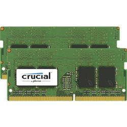 CT2K4G4SFS624A, 8GB, DDR4, 2400MHz, CL17, 1.2V, Kit Dual Channel