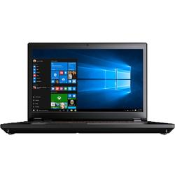ThinkPad P71, 17.3'' UHD, Xeon E3-1505M v6 3.0GHz, 16GB DDR4, 512GB SSD, Quadro P4000M 8GB, FingerPrint Reader, Win 10 Pro 64bit, Negru