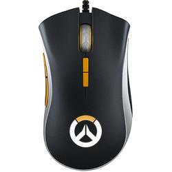 DeathAdder Elite - Overwatch Edition, USB, Optic, 16000dpi, Negru/Argintiu