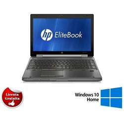 "Elitebook 8560w 15.6"", Core i5-2540M, 8GB DDR3, 1TB HDD, Nvidia Quadro 1000, Windows 10 Home, Negru"