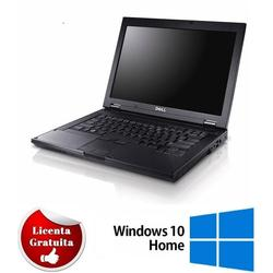 "Latitude E5400 14.1"", Core 2 Duo T7250, 3GB DDR2, 160GB HDD, Intel GMA, Windows 10 Home, Negru"