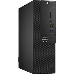OptiPlex 3050 SFF, Core i5-7500 3.4GHz, 8GB DDR4, 256GB SSD, Intel HD 630, No OS, Negru