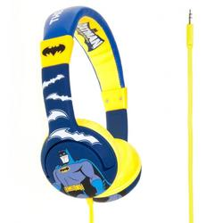 Batman - The Brave and The Bold Junior, Jack 3.5mm, Albastru/Galben