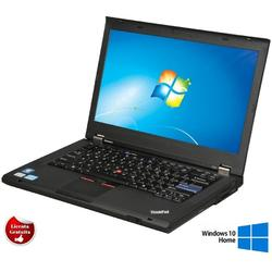 "ThinkPad T420 14.1"", Core i5-2520M, 8GB DDR3, 320GB HDD, Intel HD Graphics 3000, Windows 10 Home, Negru"