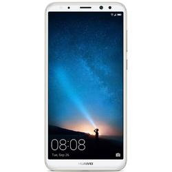 Mate 10 Lite, Dual SIM, 5.9'' IPS LCD Multitouch, Octa Core 2.36GHz + 1.7GHz, 4GB RAM, 64GB, Dual 16MP + 2MP, 4G, Prestige Gold